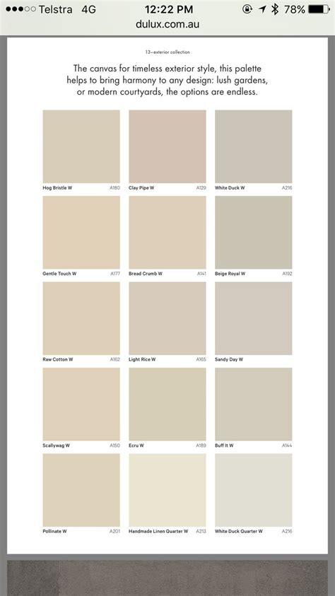 dulux exterior paint colours australia living