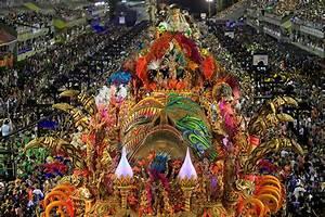 Rio Carnival 2015: Beija-Flor samba school win, despite ...