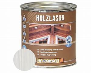 Holzlasur Weiß Innen : holzlasur wei 375 ml bei hornbach kaufen ~ Udekor.club Haus und Dekorationen