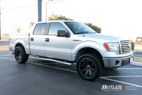 ford    black rhino warlord wheels exclusively