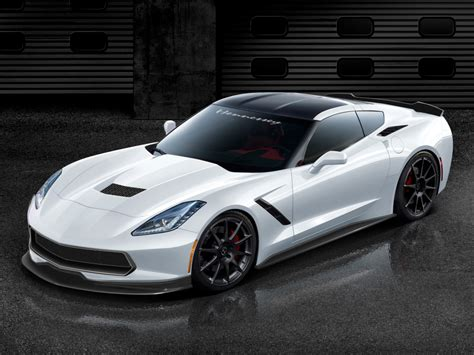 Performance Cars : Hennessey Hpe700 C7 Corvette