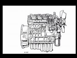 Kubota D1005 D1105 D1305 V1505 Engine Manual For