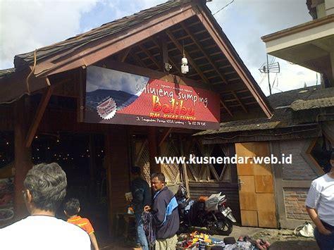 balibu rumah makan khas sunda  lembang bandung kusnendar