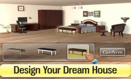 home design dreams design  dream house games  apk
