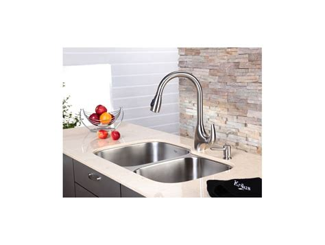 kraus sinks and faucets at faucet com