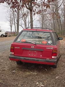 1988 Subaru Gl Wagon For Sale
