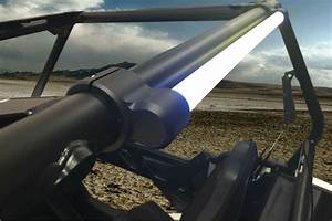Led Utv Chase Light  Rear Facing  Polaris Yamaha Universal