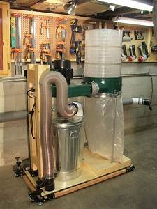HARBOR FREIGHT DUST COLLECTOR CONVERSION - by kdc68 ...