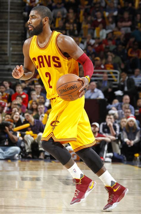 #SoleWatch: Kyrie Irving Wears Another Nike Kyrie 2 PE ...