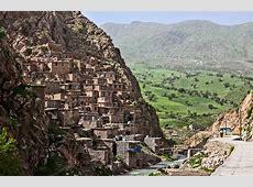 Kurdish Region of Iran Map, History and News The