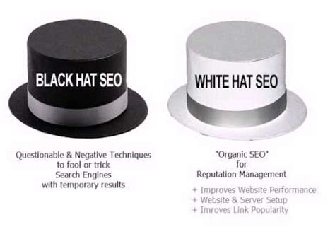 In House Customized White Hat Seo Solutions From Website Design Seo Marketing Black Hat Seo Versus