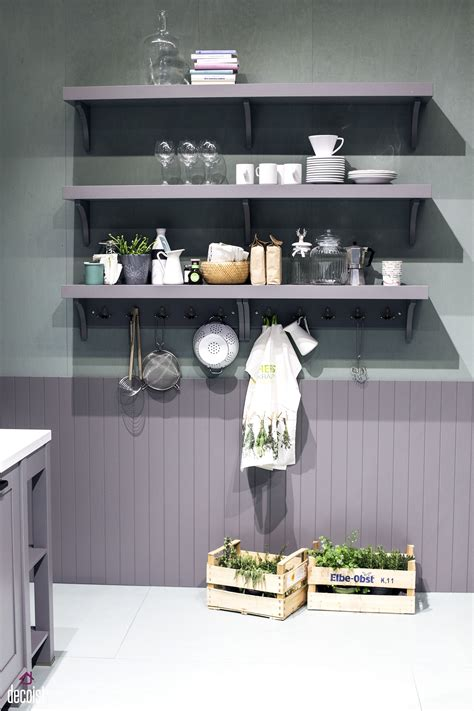 kitchen open shelves design practical and trendy 40 open shelving ideas for the 5432