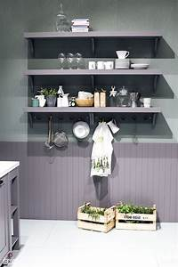 Practical, And, Trendy, 40, Open, Shelving, Ideas, For, The, Modern, Kitchen