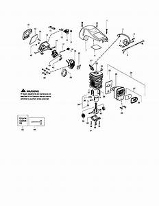 Poulan Pp4218avx Gas Chainsaw Parts