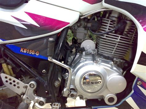 kenbo 150cc for only 35 000 00 for sale from bulacan baliuag adpost classifieds