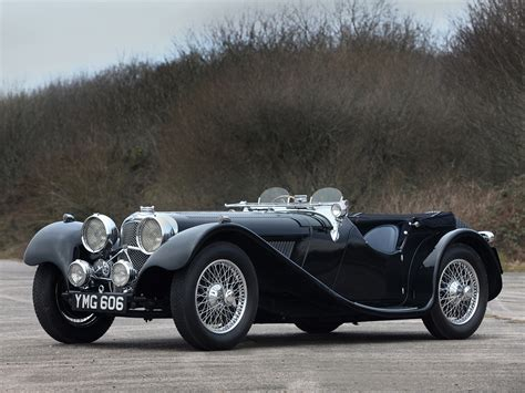 Ss 100 2 Litre Roadster 193640
