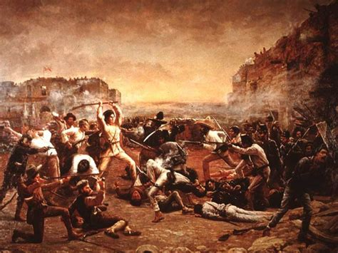 the siege of the alamo quotes from the alamo quotesgram