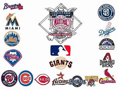 League Baseball Teams National Major Mlb Football