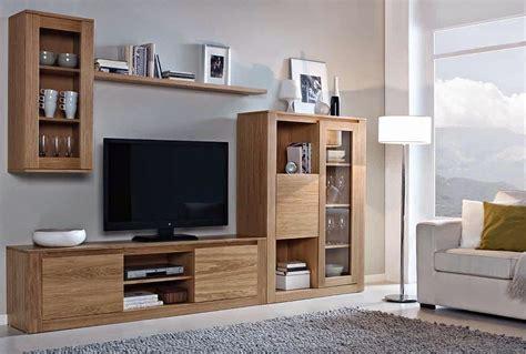 Muebles de Salón: 5 COMPOSICIONES MODULARES DE MADERA PARA