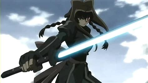 Anime Japanese Martial Arts Warrior With Powerful The Reader