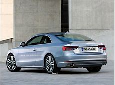 2017 Audi A5 Rendered Again, We Can See Audi A4's