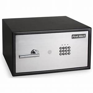 First alert 2064f laptop document anti theft digital safe for First alert document safe
