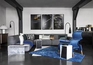Deco Design Salon : 40 id es d co pour le salon elle d coration ~ Farleysfitness.com Idées de Décoration