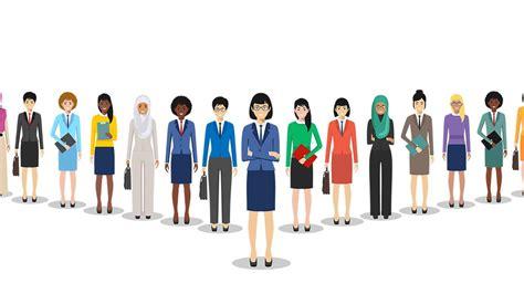 women  leadership celebrating   majority