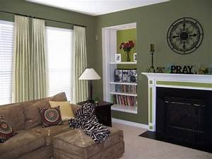sage green living room walls green living room With green paint colors for living room