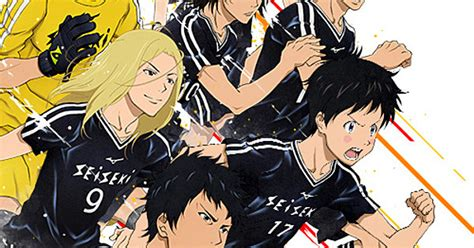 anime days episode 24 days soccer anime confirmed for 24 episodes news anime