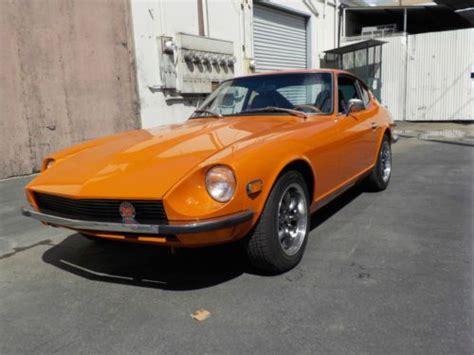 Buy Used 1972 Datsun 240z In Los Alamitos, California