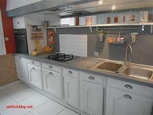 grand meuble cuisine pour idees de deco de cuisine belle With idee deco cuisine avec meuble bas salle À manger