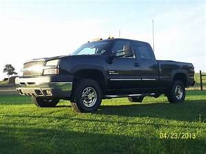 Sell Used 2003 Chevy 2500hd 6 6l Duramax Diesel 4x4