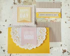 mothers day cards ideas simple mother s day card ideas simple as that