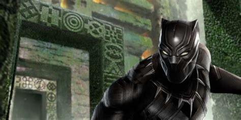 black panther concept art puts wakanda  display