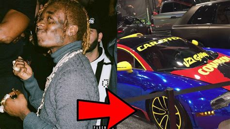 Lil uzi vert _ car collection _ bugatti, bentley, audi, lamborghini, rolls royce. Lil Uzi Vert Reacts To Police Putting A Boot on His Million Dollar Bugatti - YouTube