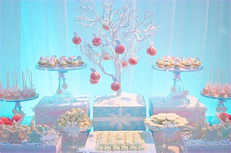 Winter Wonderland Party Decorations For Kids   Home Design