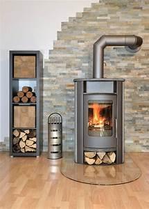 Cheminée Sans Conduit : un po le bois pour chauffer la pi ce http www m ~ Premium-room.com Idées de Décoration