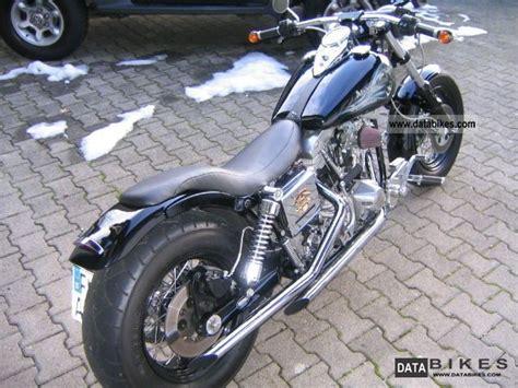 1983 Harley Davidson Shovel Top Tag Loud And All Registered