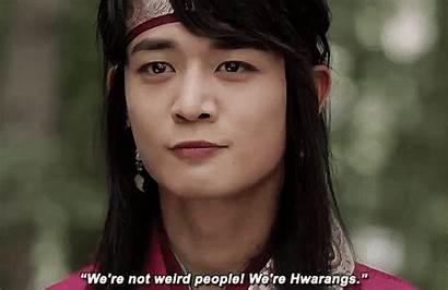 Hwarang Drama Shinee Minho Seo Kdrama Ji