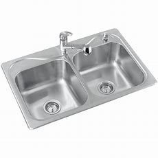 Sterling Southhaven Double Basin Kitchen Sink  Lowe's Canada