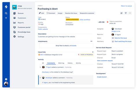 enterprise email help desk jira service desk it service desk ticketing atlassian