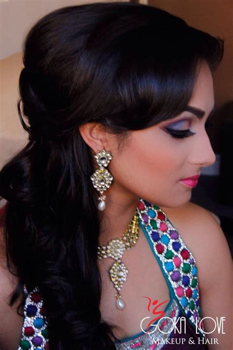 indian hair style indian wedding hairstyles fashion trends 2018 2019 for bridals 2816