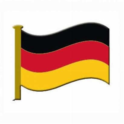 Flag German Badge Clipart Lapel Germany Graphics