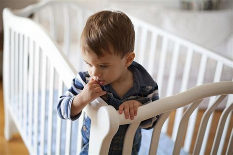24747 when to put baby in toddler bed the transition from crib to bed