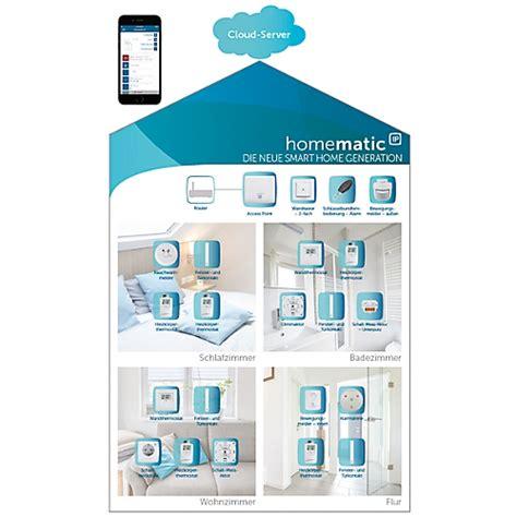 smart home günstig homematic ip wandthermostat mit luftfeuchtigkeitssensor 3 heizprofile smart home g 252 nstig