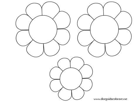 disegni di fiori da colorare e stare disegni con fiori addobbi primavera fiori disegni da colorare