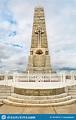 An Anzac Memorial Statue, Kings Park, Perth, Western ...