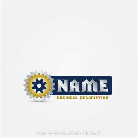 logos stores  industrial logo design