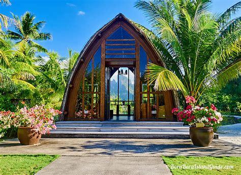 Four Seasons Bora Bora The Newest Bora Bora Resort